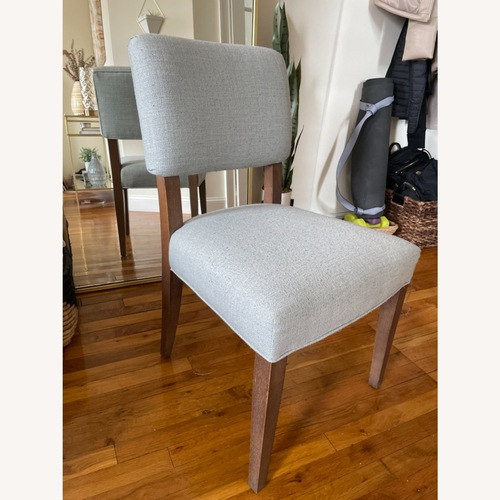 Used Home Goods Grey Office Chair for sale on AptDeco