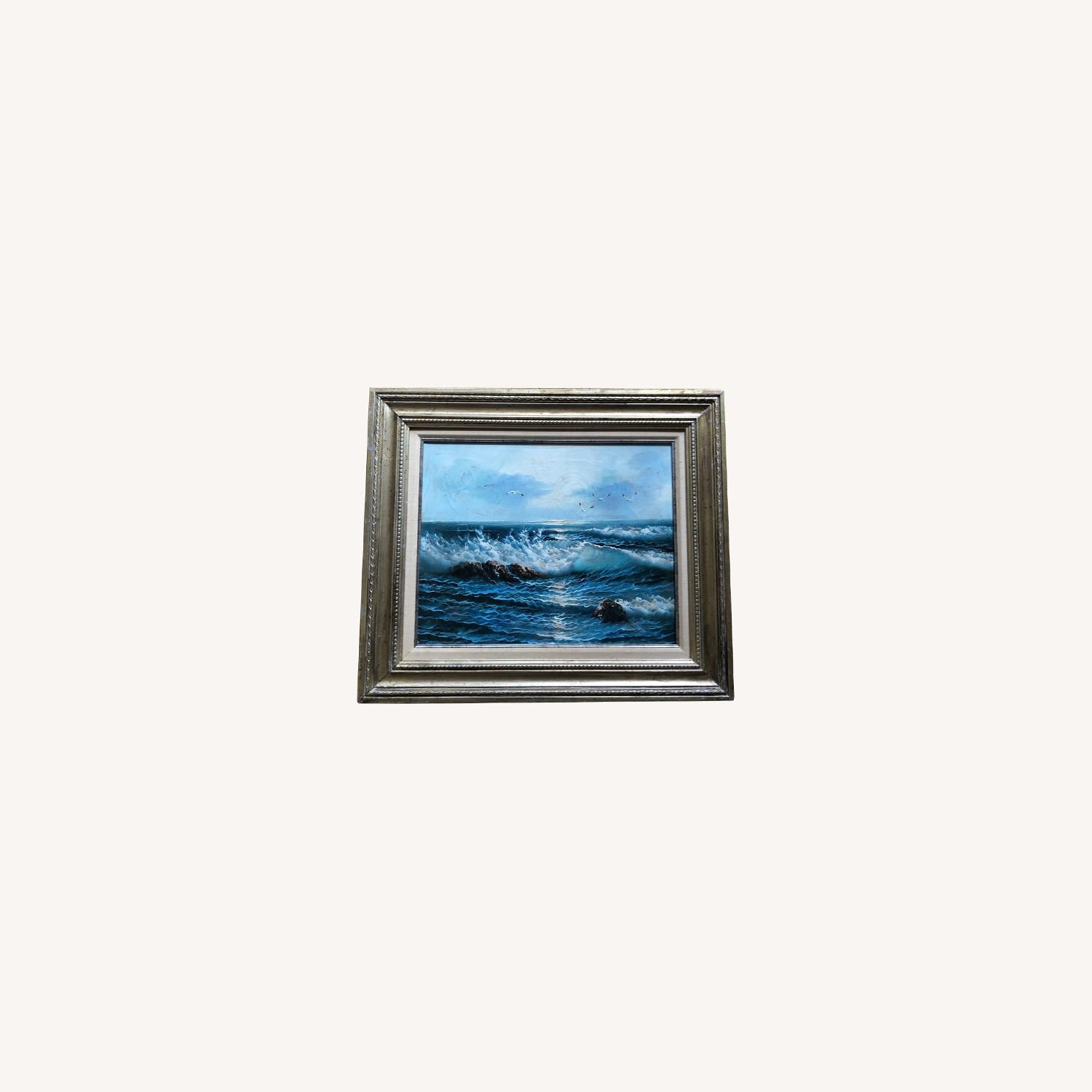 Genuine Seascape Painting - image-0