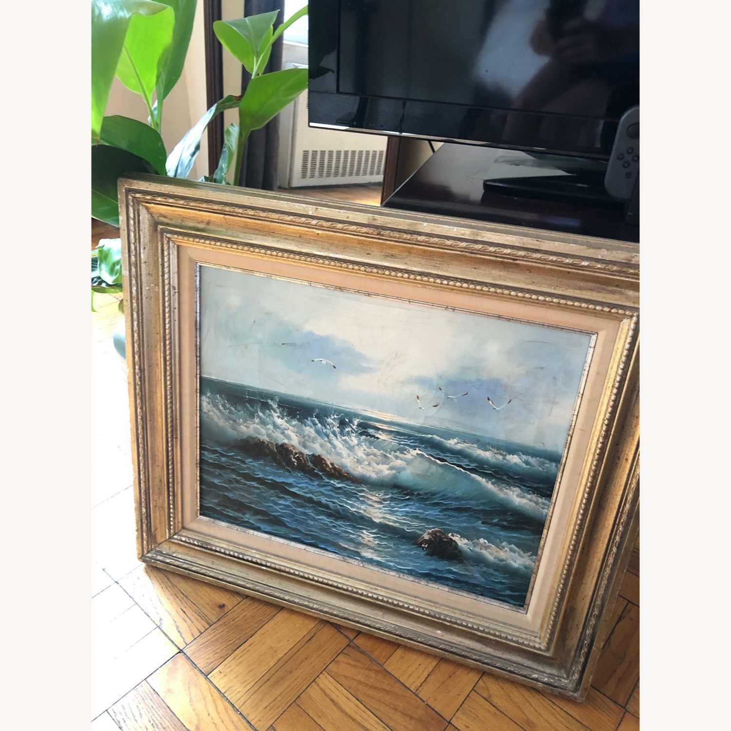 Genuine Seascape Painting - image-2