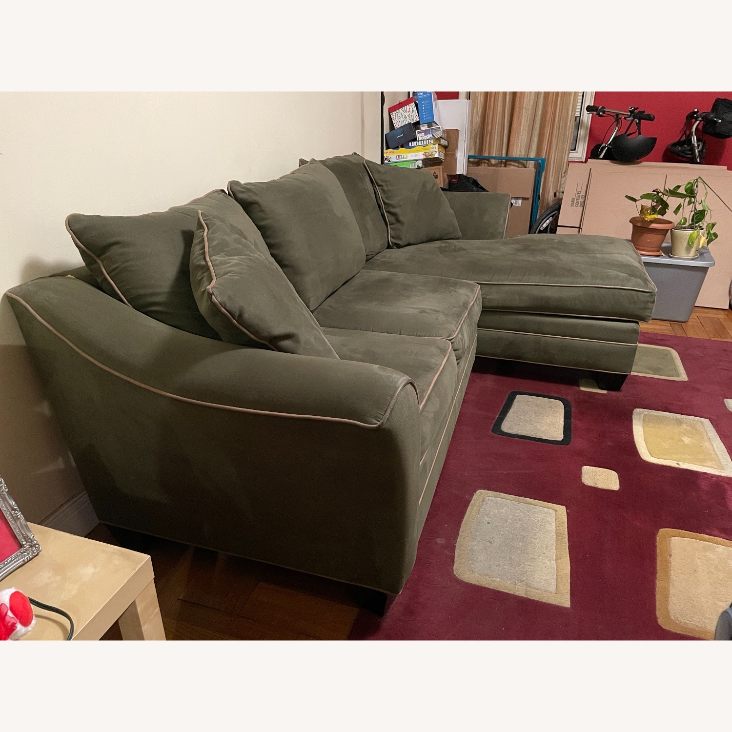 Raymour & Flanigan Foresthill 2-pc.  Sectional Sofa - image-2