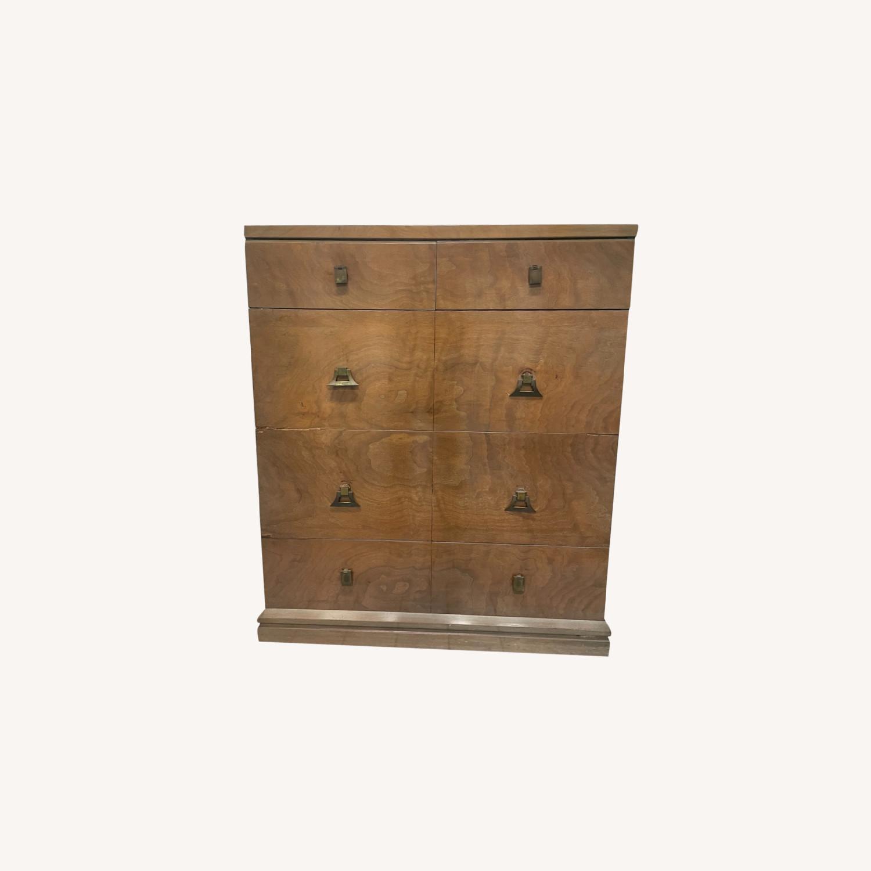 Vintage Mid Century 1950s Dresser - image-0