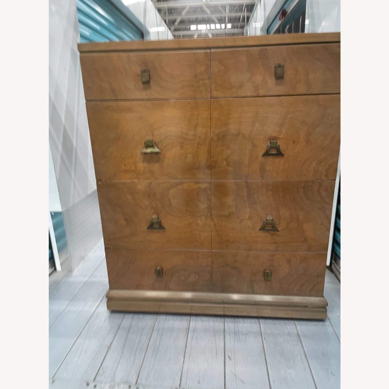 Vintage Mid Century 1950s Dresser - image-24