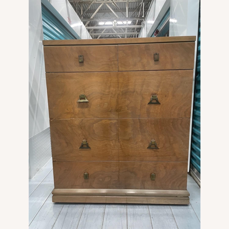 Vintage Mid Century 1950s Dresser - image-25