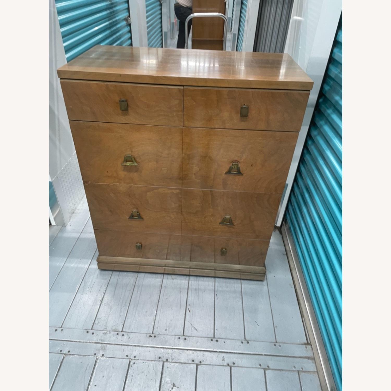 Vintage Mid Century 1950s Dresser - image-26
