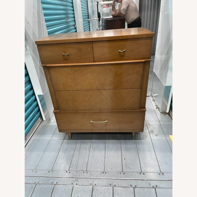 Dixie Vintage Mid Century 1950s Dresser - image-2