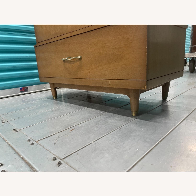 Dixie Vintage Mid Century 1950s Dresser - image-3