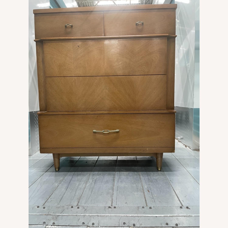 Dixie Vintage Mid Century 1950s Dresser - image-21