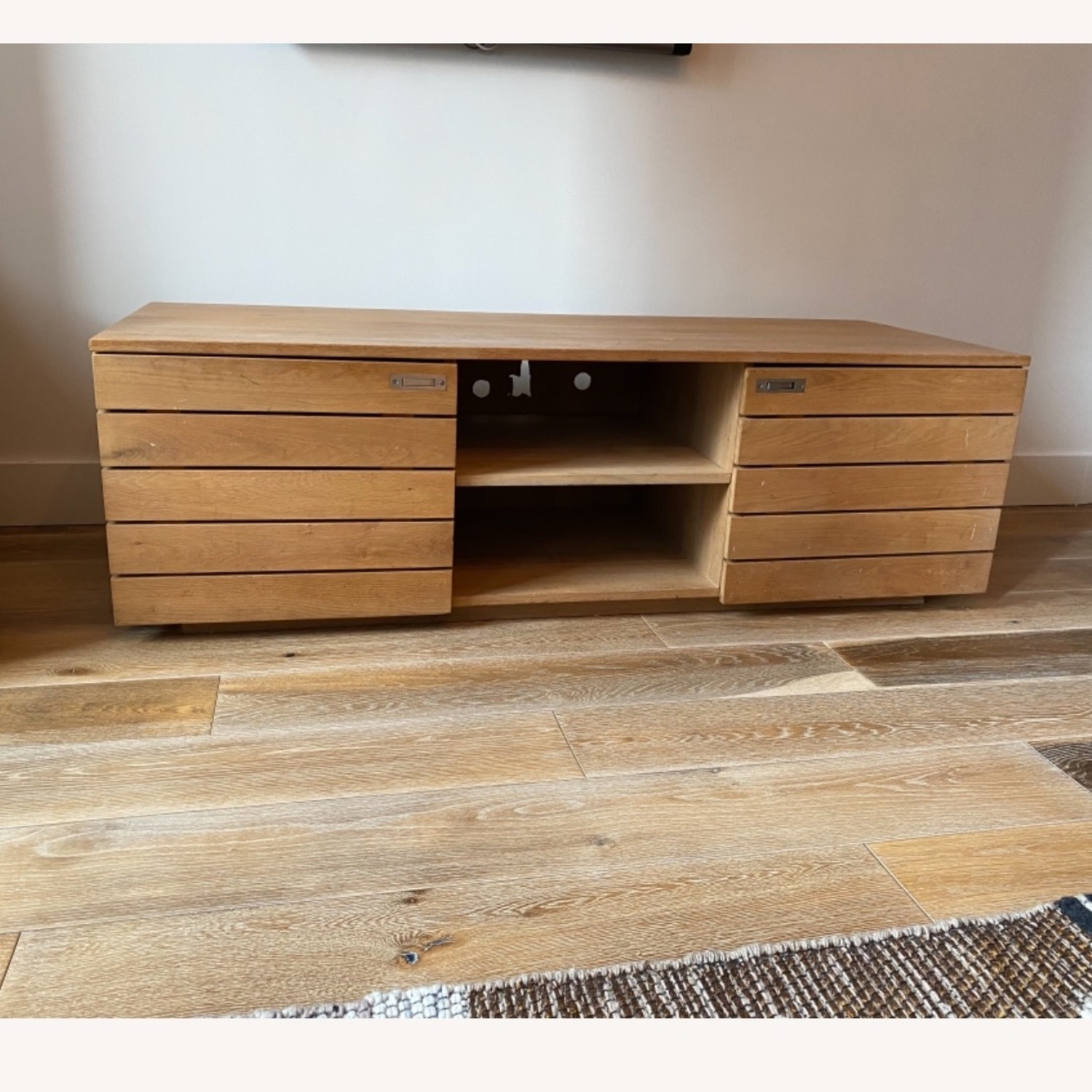 ABC Home Low Media Console - image-1