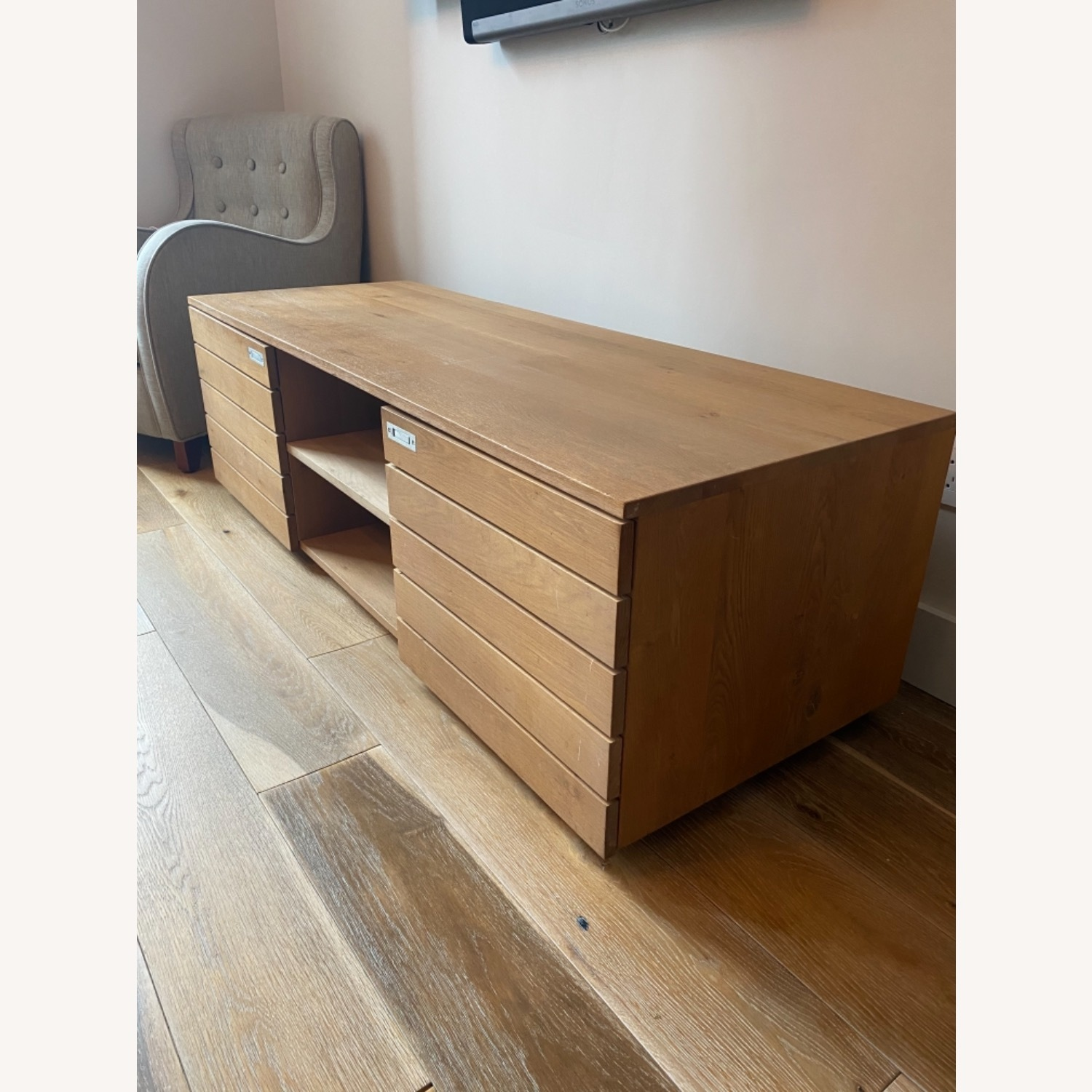 ABC Home Low Media Console - image-2