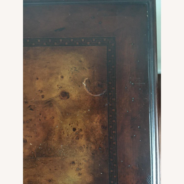 Wood Console Table Vintage Retro/Antique Style - image-4