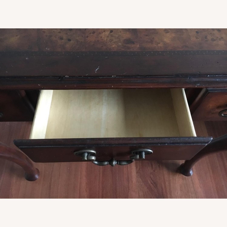 Wood Console Table Vintage Retro/Antique Style - image-7
