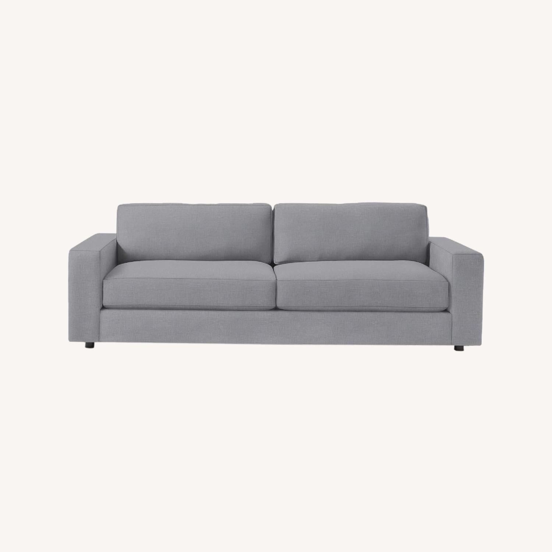 West Elm Urban Queen Sleeper Sofa - image-0