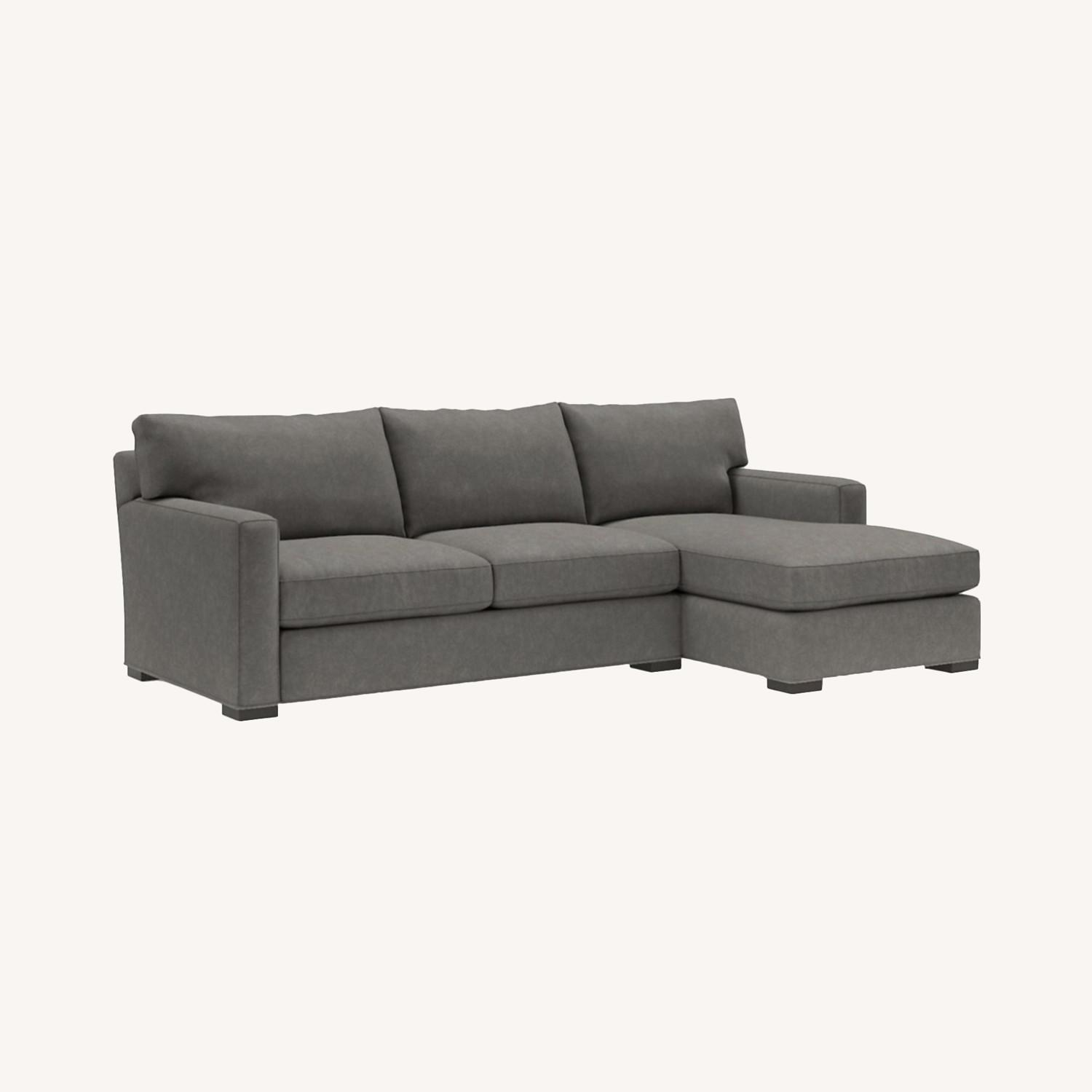 Crate & Barrel Couch - image-0