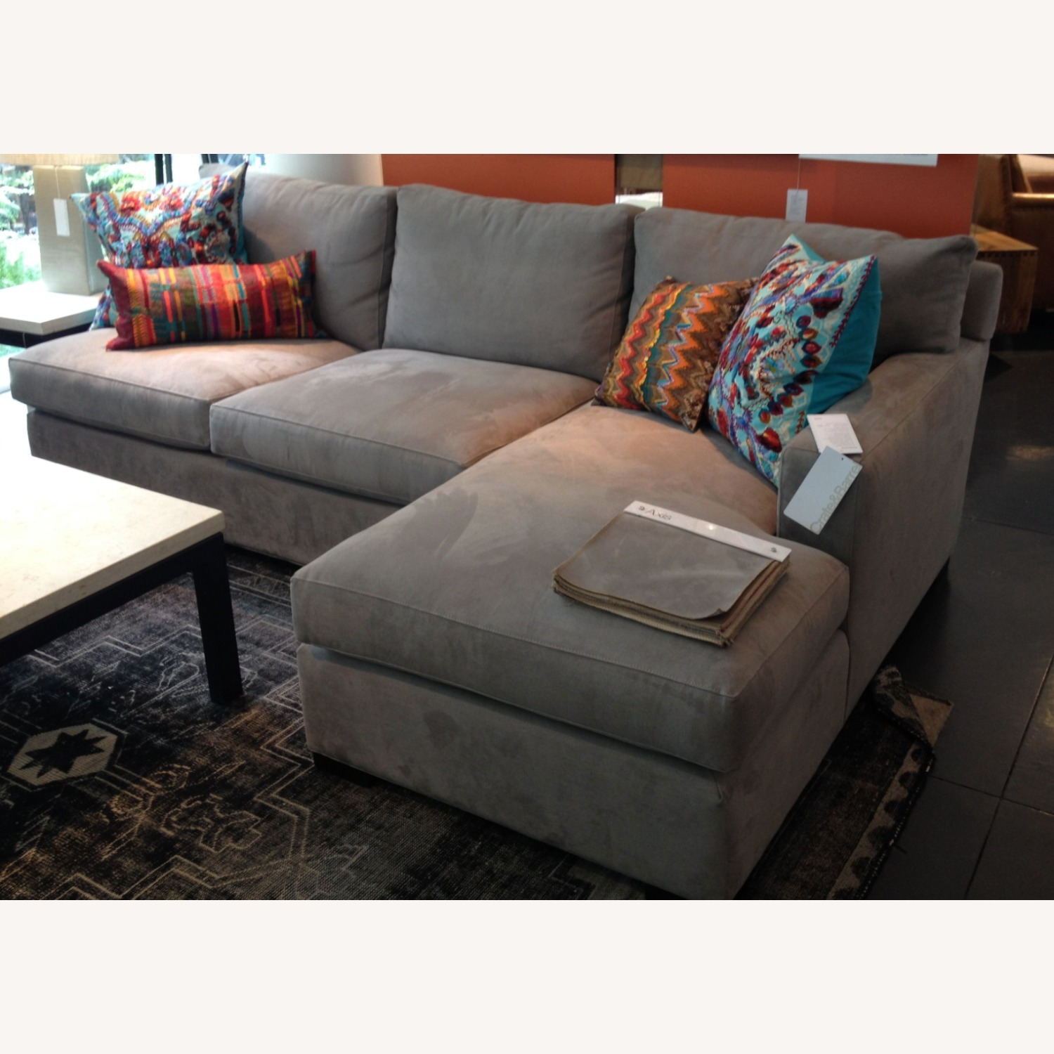 Crate & Barrel Couch - image-3