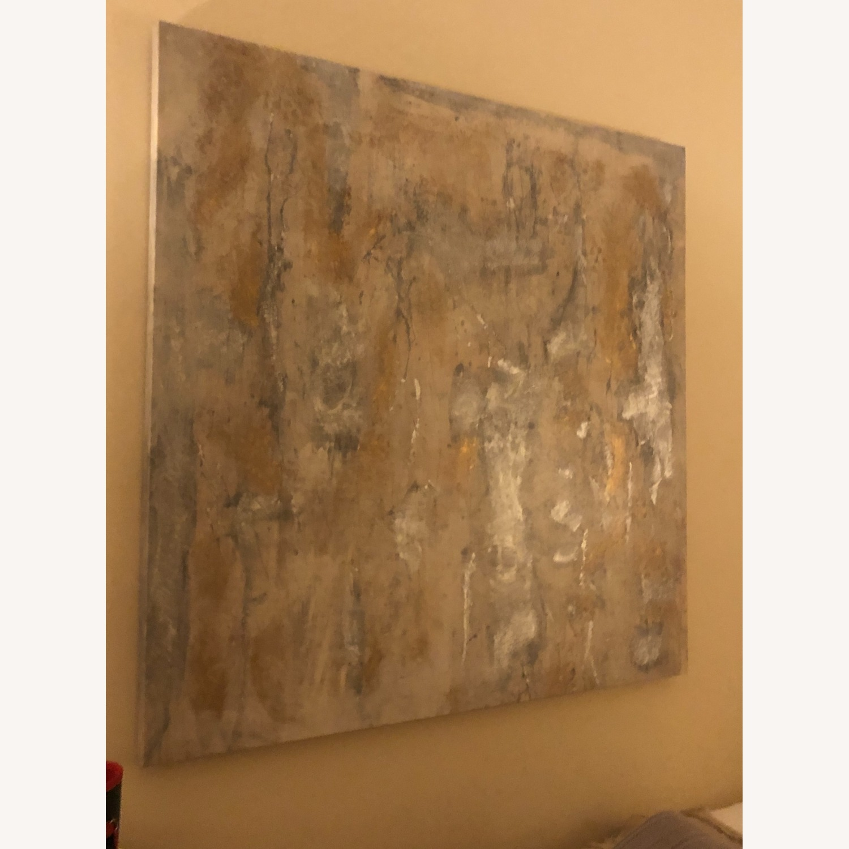 Z Gallerie Designer Painting - image-1