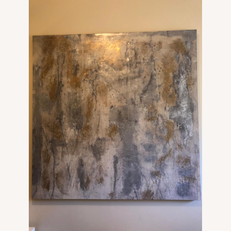 Z Gallerie Designer Painting - image-5