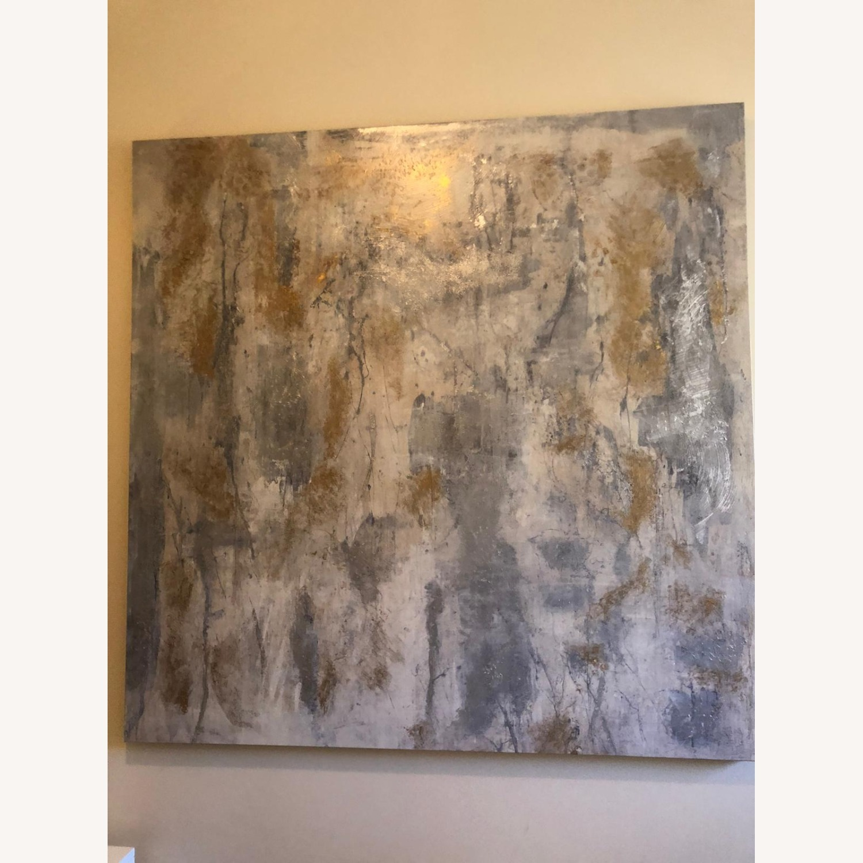 Z Gallerie Designer Painting - image-0