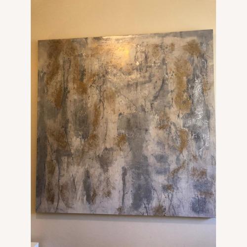 Used Z Gallerie Designer Painting for sale on AptDeco
