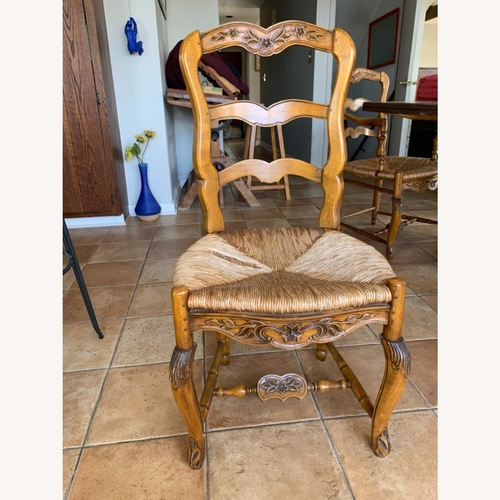 Used French Country Chairs for sale on AptDeco