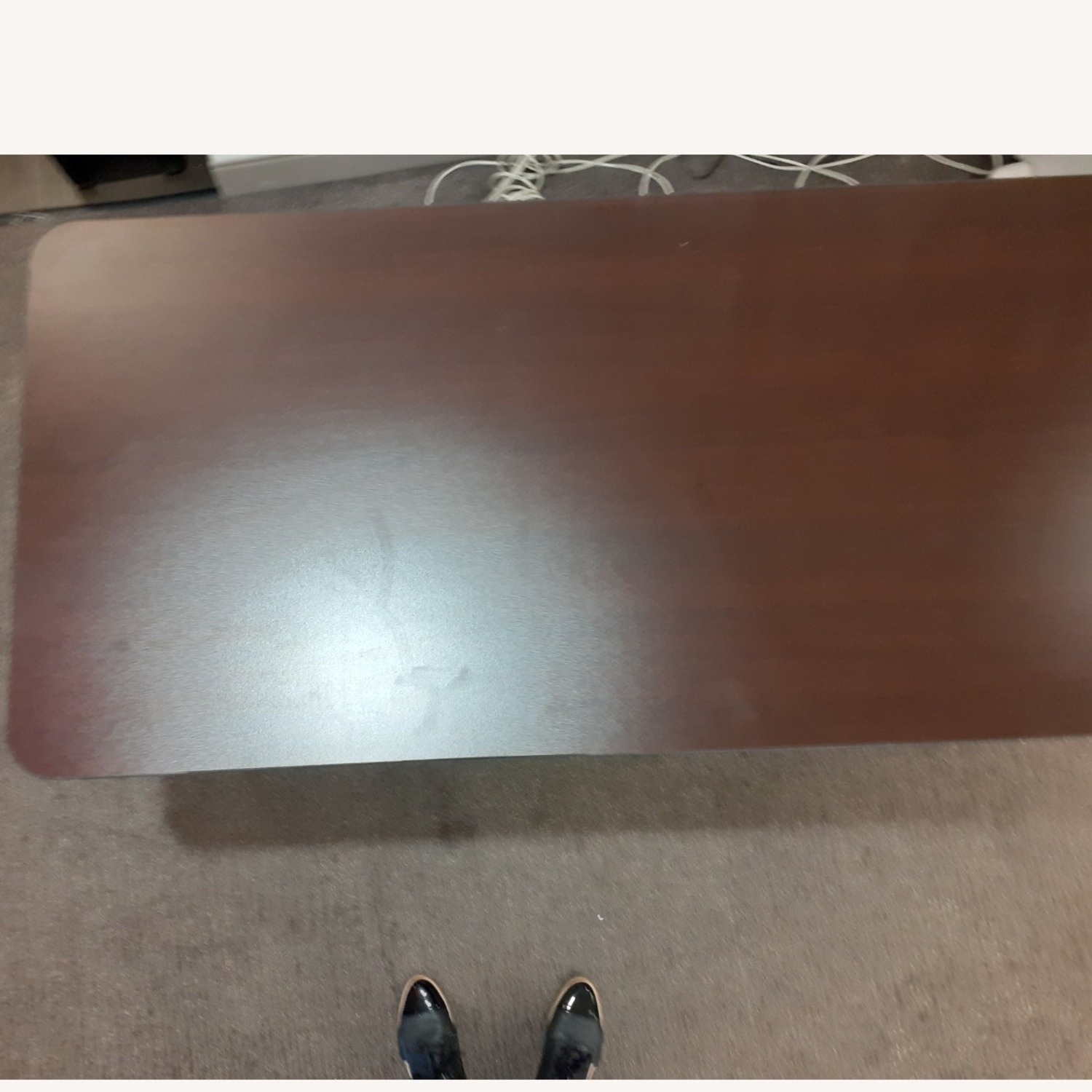 Iceberg Economy Rectangle Folding Table - image-6