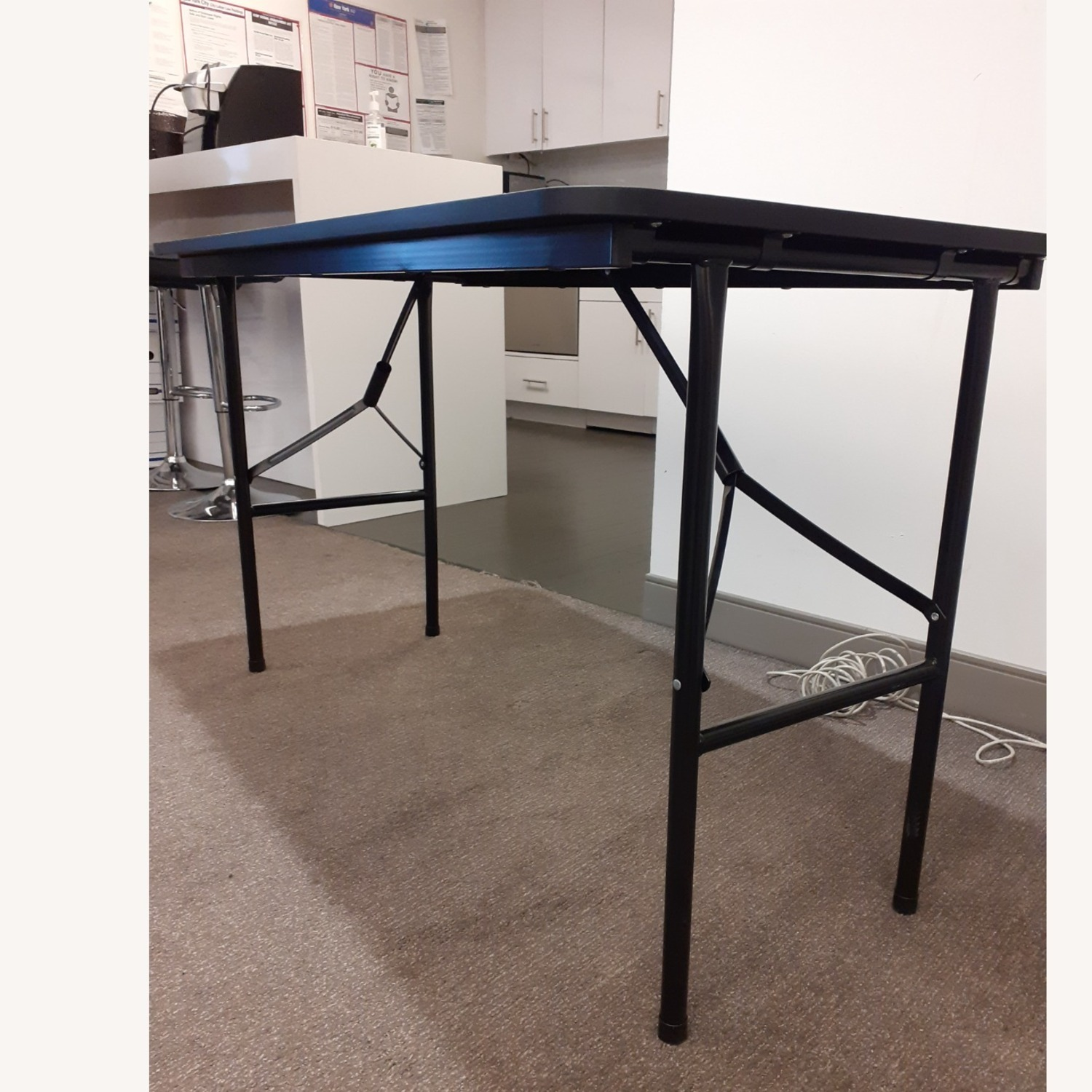 Iceberg Economy Rectangle Folding Table - image-5