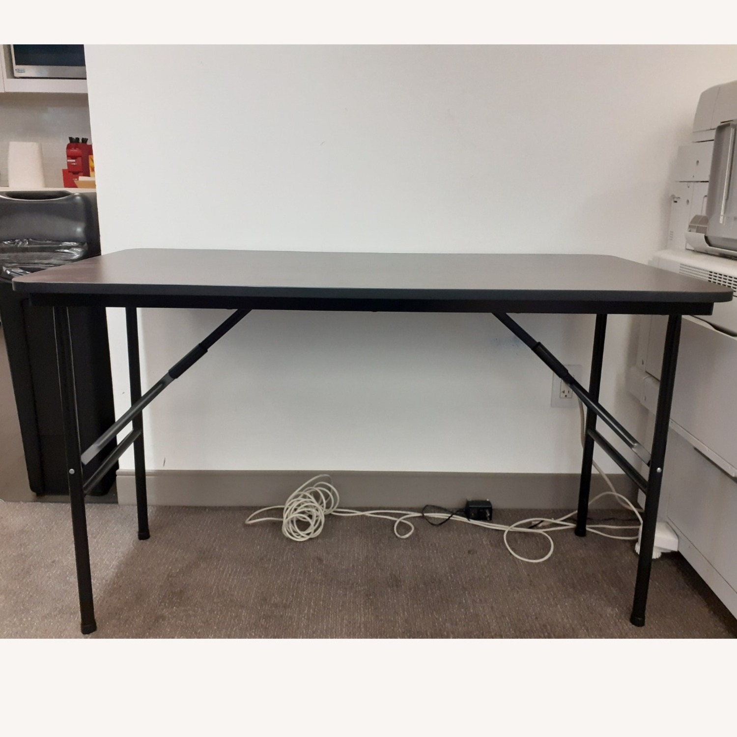 Iceberg Economy Rectangle Folding Table - image-4