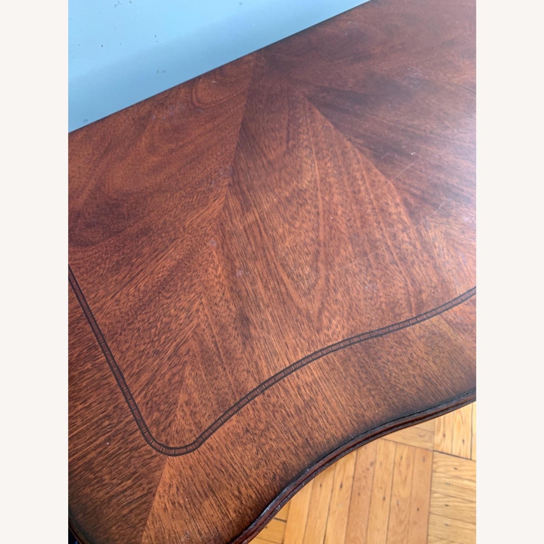 Raymour & Flanigan Dark Wood Nighstand - image-3