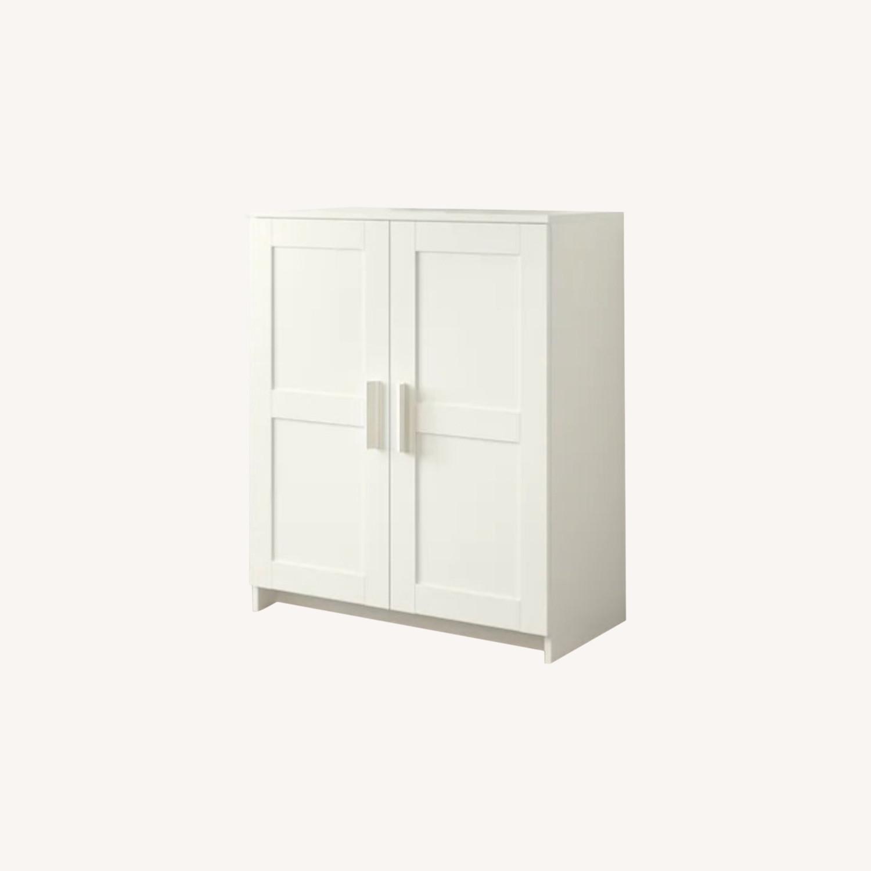 IKEA BRIMNES Cabinet with Doors - image-0