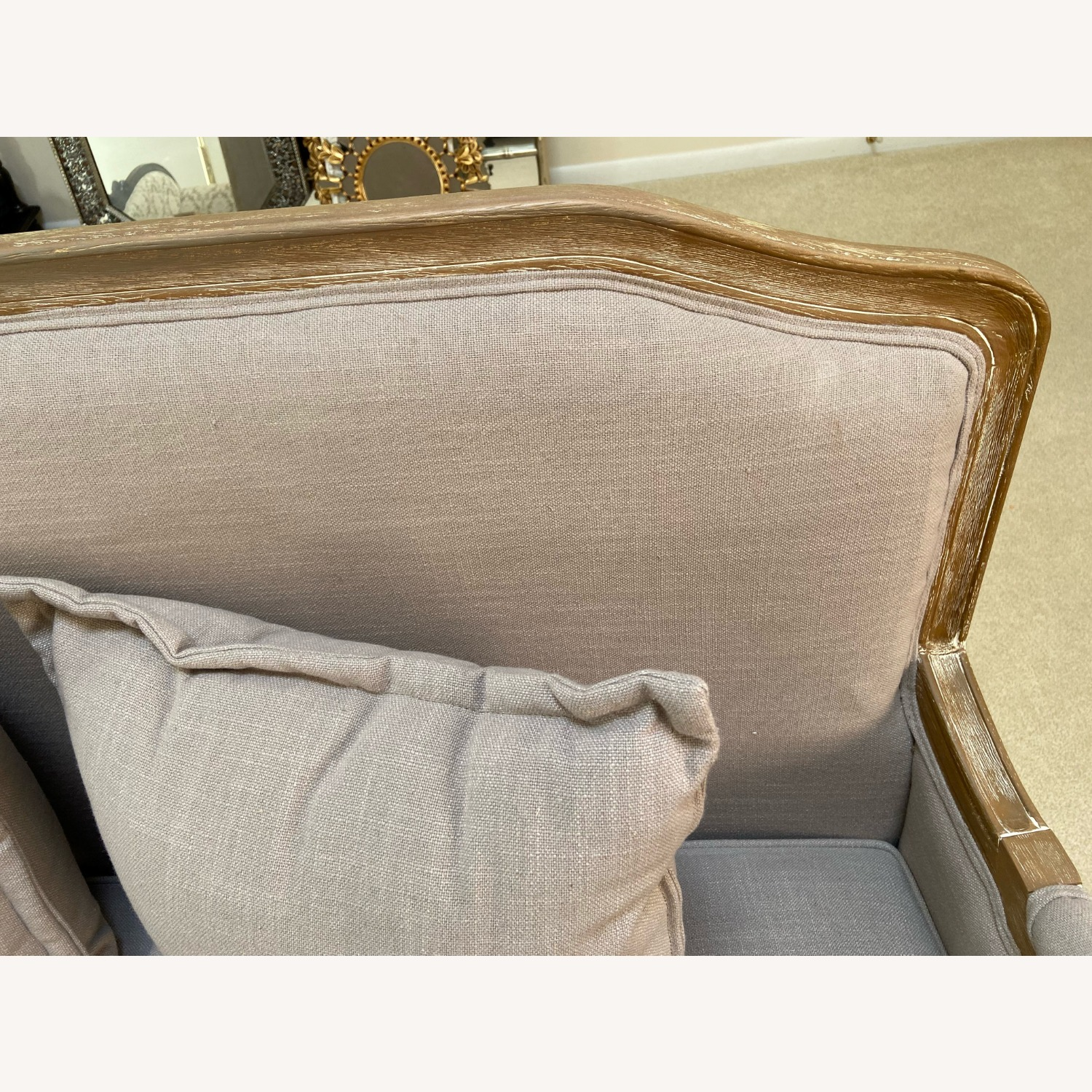 Wayfair Lark Manor Milieu Classic French Sofa - image-6