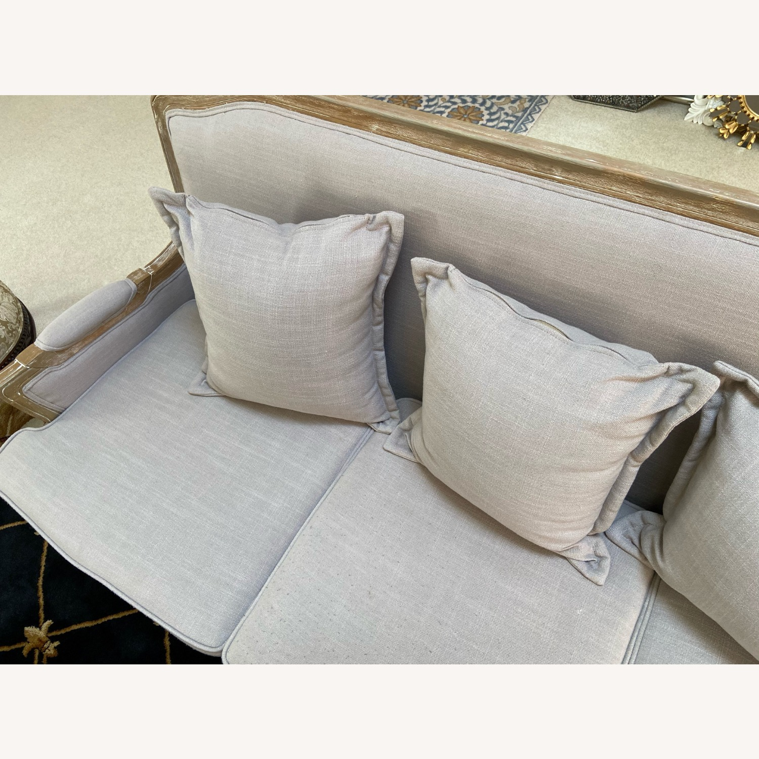 Wayfair Lark Manor Milieu Classic French Sofa - image-2