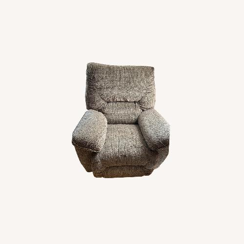Used La-Z-Boy Natural Colored Recliner for sale on AptDeco