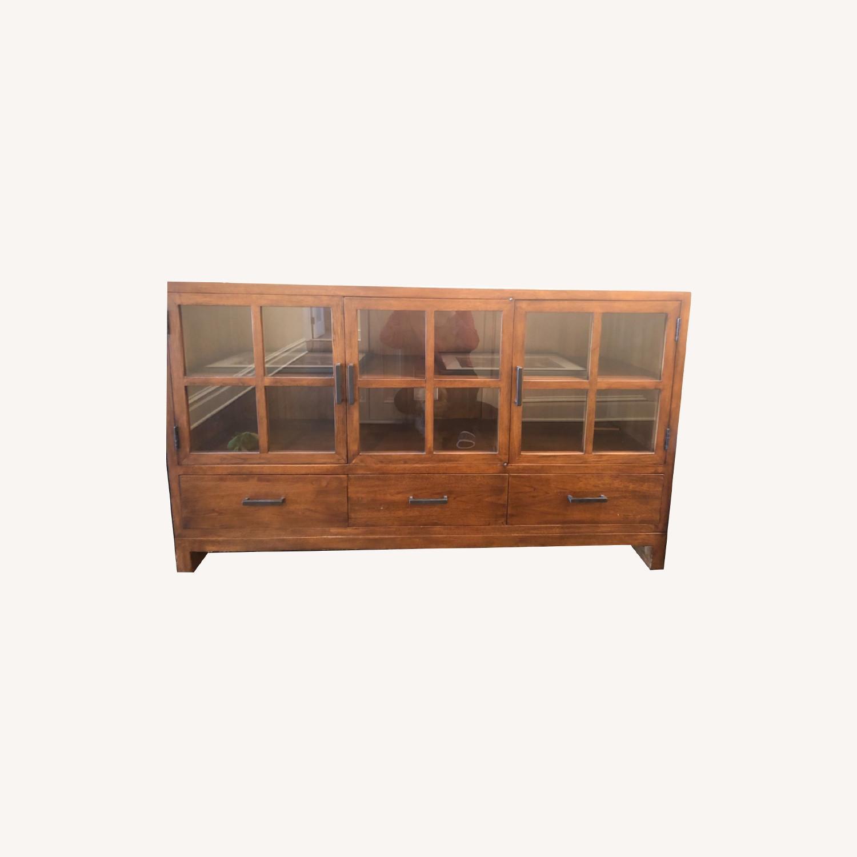 Crate & Barrel Sideboard - image-0