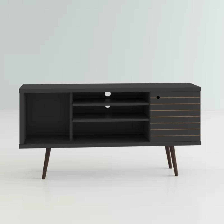 Wayfair Mid-Century Modern TV stand - image-1