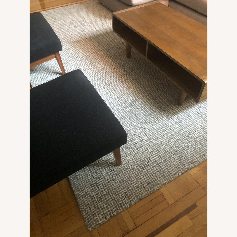 100% Wool Area Rug 8x10 - image-4
