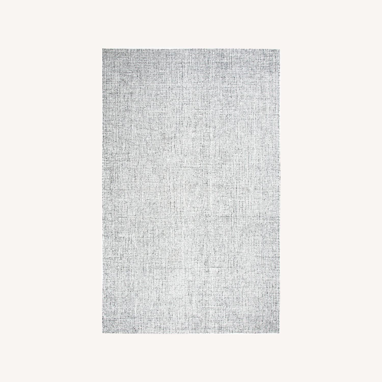 100% Wool Area Rug 8x10 - image-0