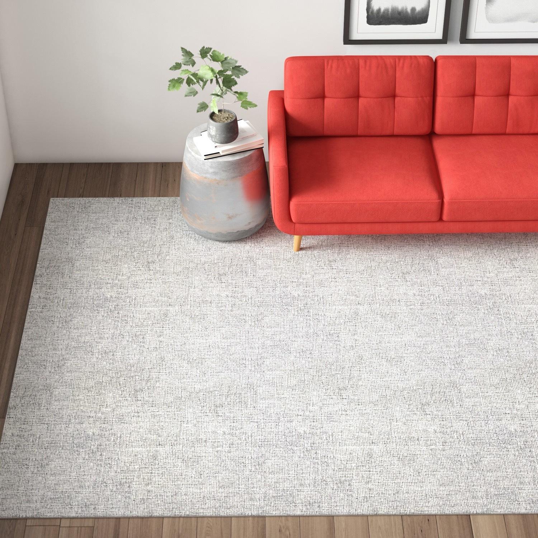 100% Wool Area Rug 8x10 - image-2