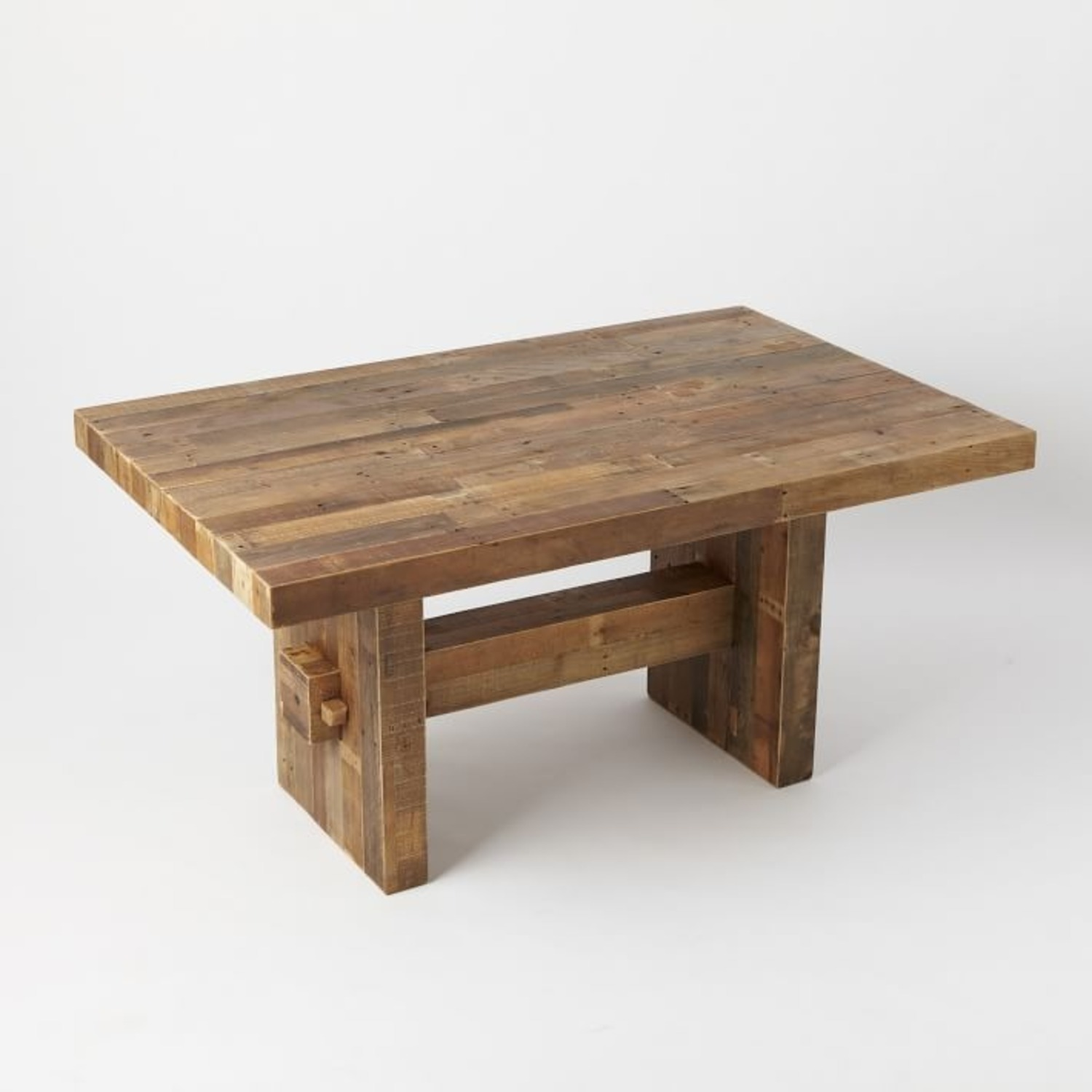 West Elm Emerson Reclaimed Wood Table - image-5