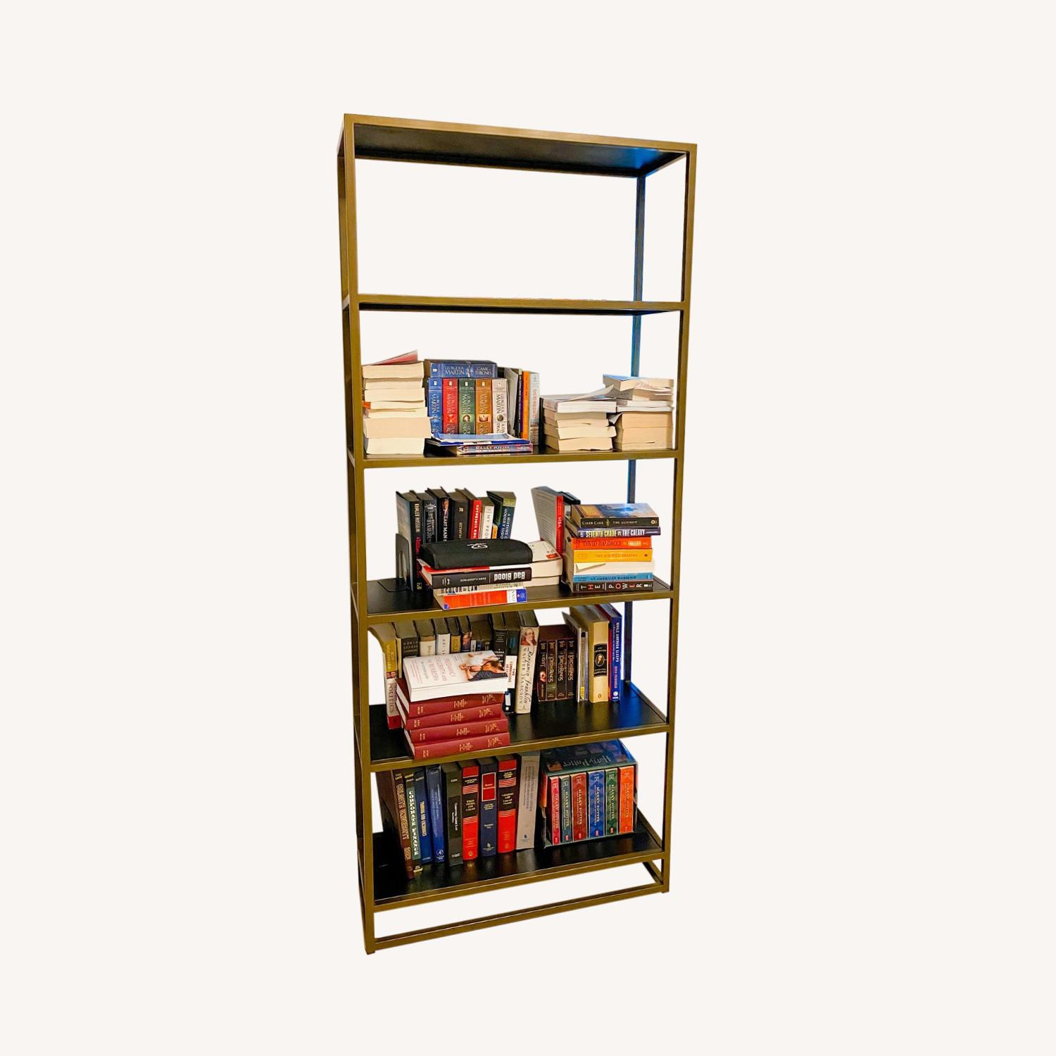 Crate & Barrel Compact Bookcase - image-0