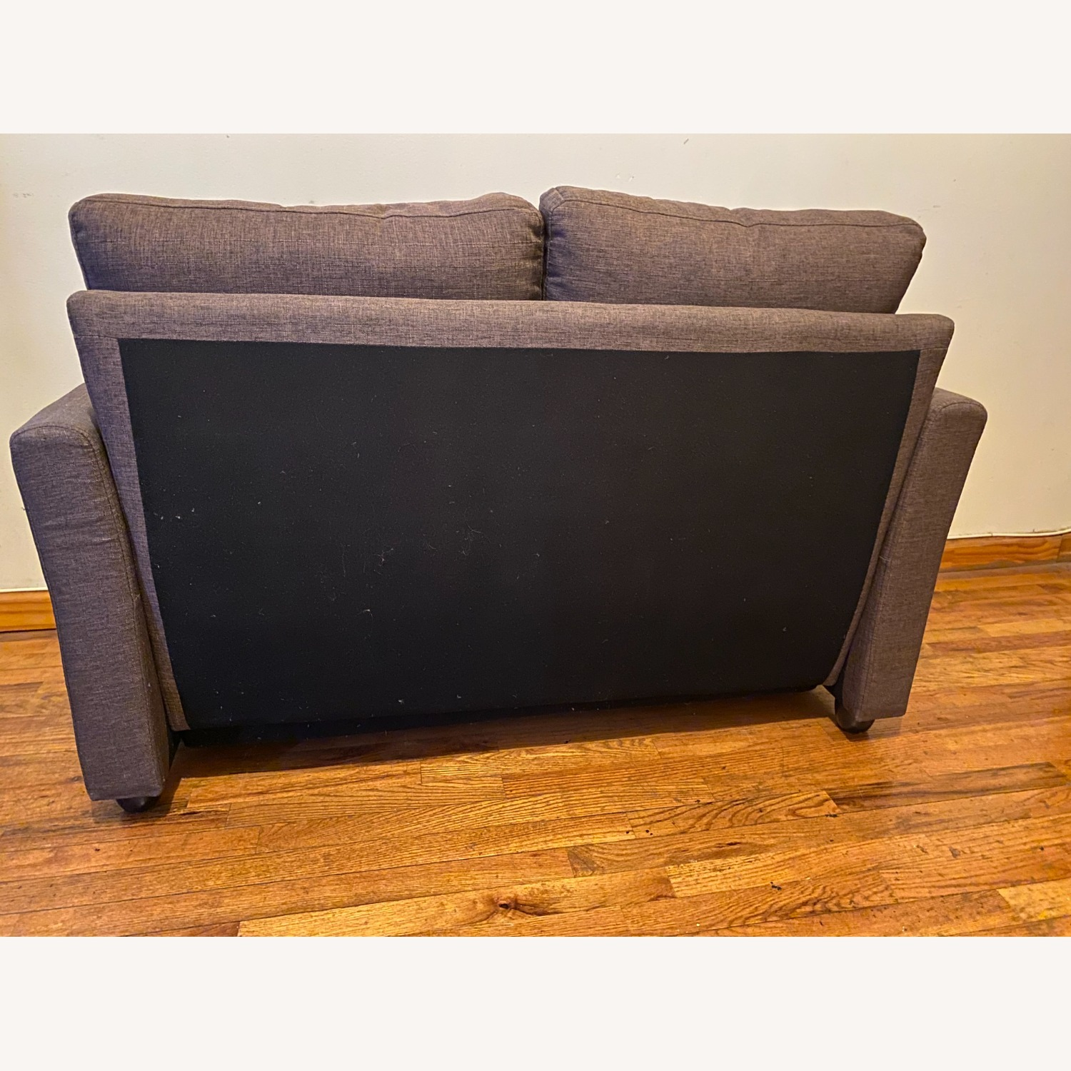 Two Seater Sofa with Storage - image-4