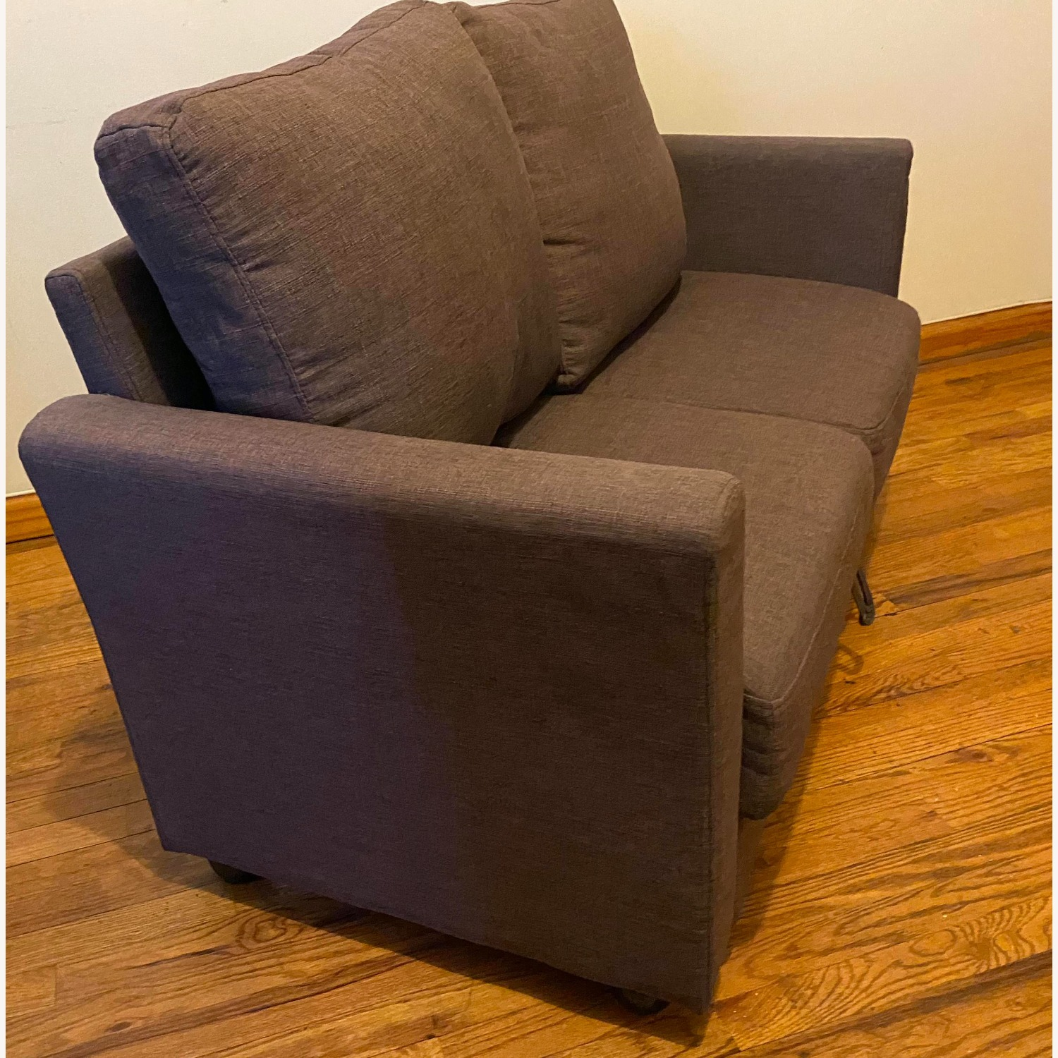 Two Seater Sofa with Storage - image-3