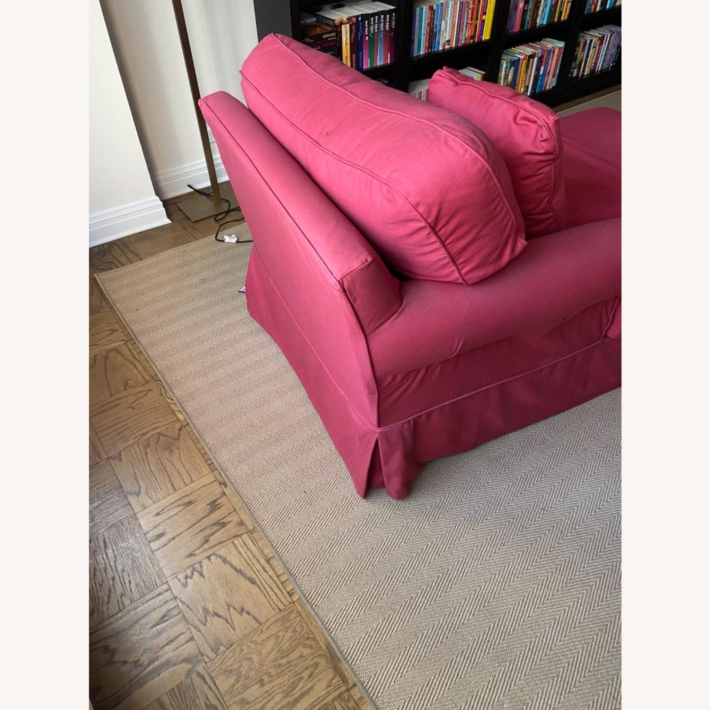 Ballard Designs Baldwin Chaise Lounge - image-4