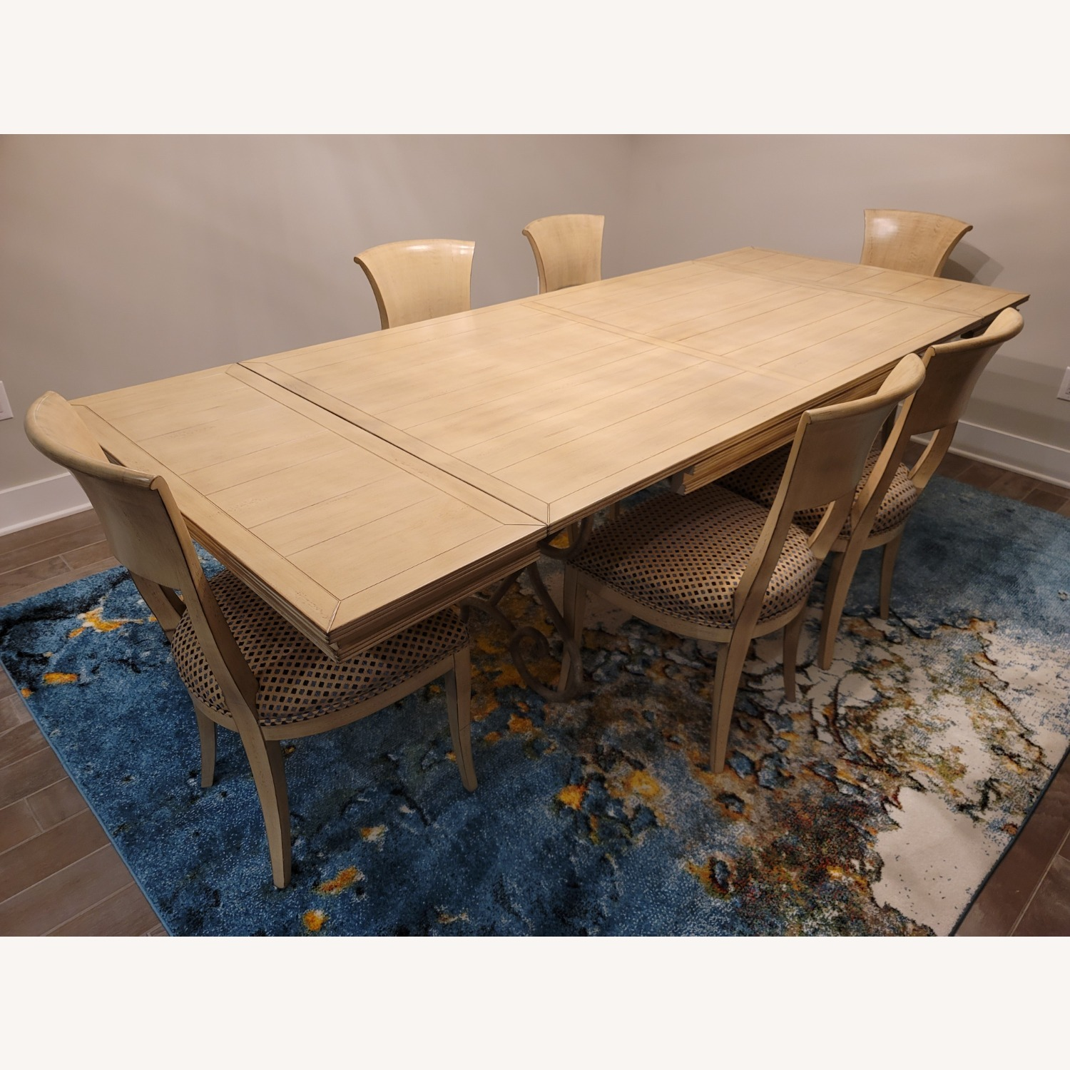Expandable Dining Room Set - image-1