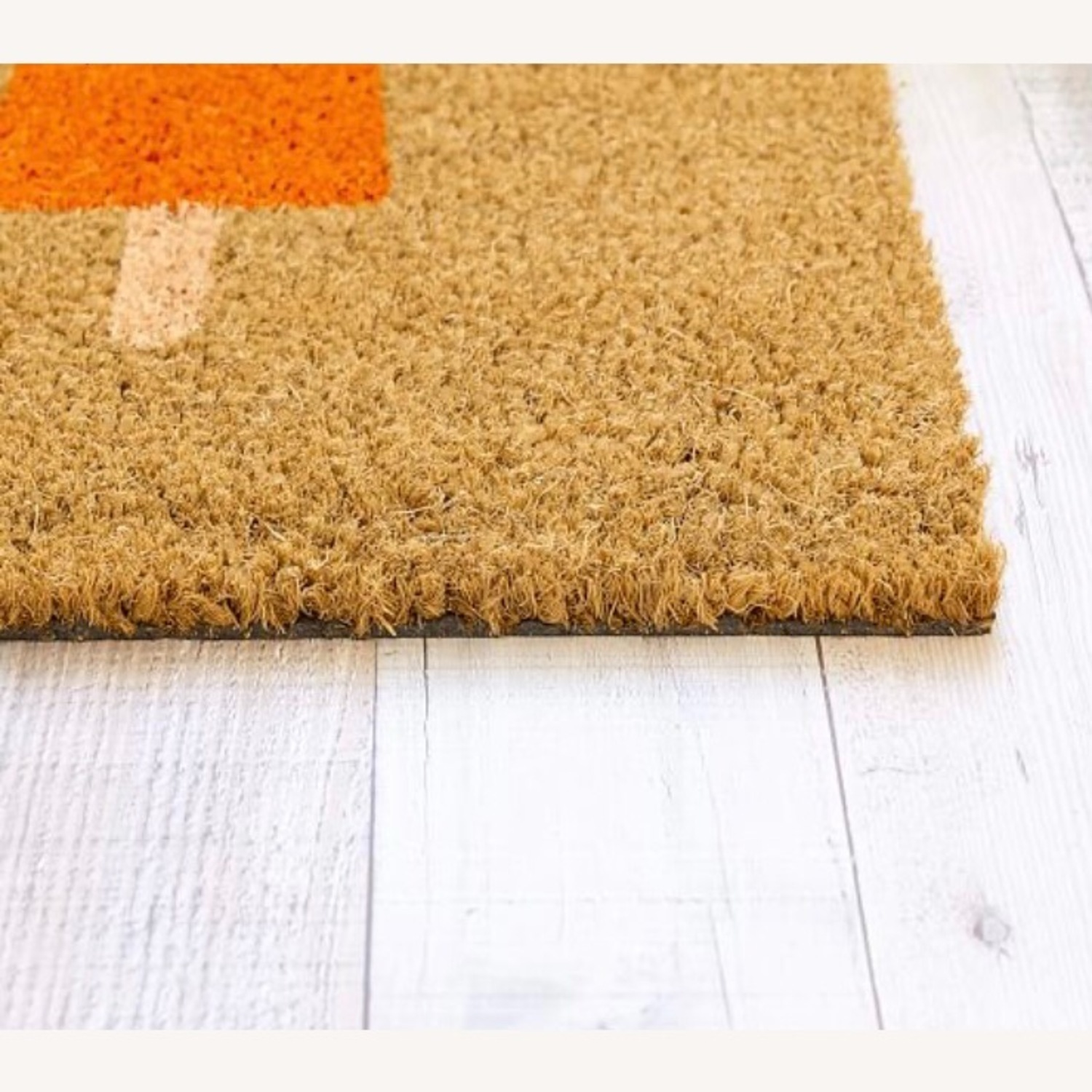 Hand-Painted Popsicle Doormat - image-3