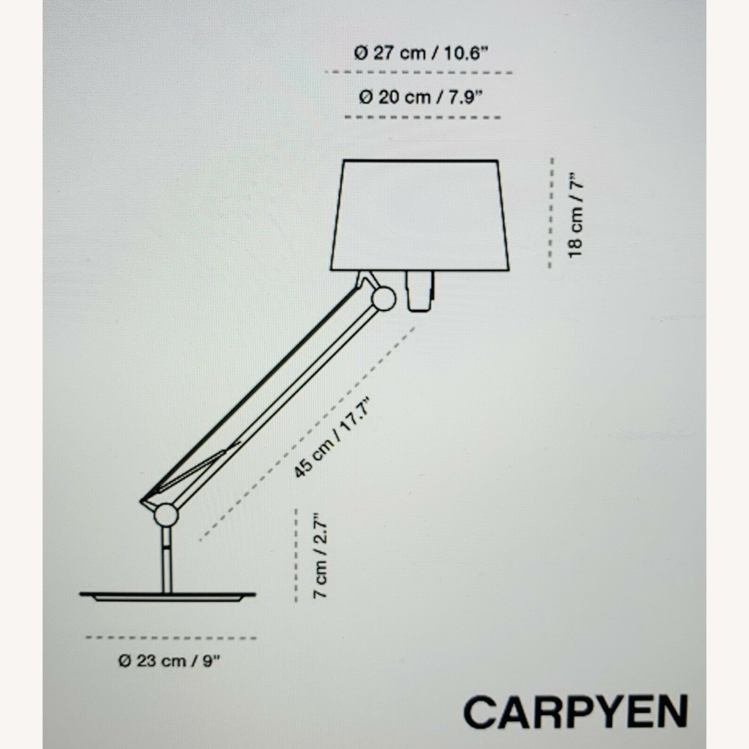 Carpyen Lektor Table Lamp - image-10