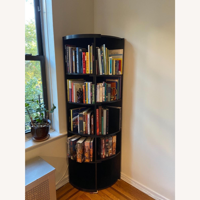 Expandable Corner Bookcase - image-5