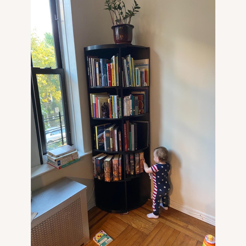 Expandable Corner Bookcase - image-4
