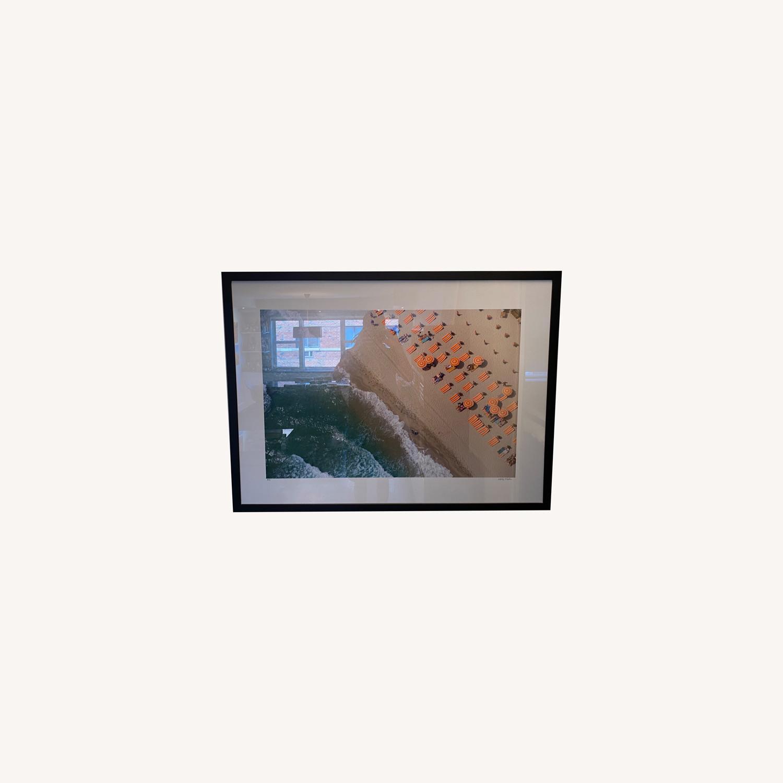 Gray Malin St. Tropez Tahiti Club Framed Photo - image-0