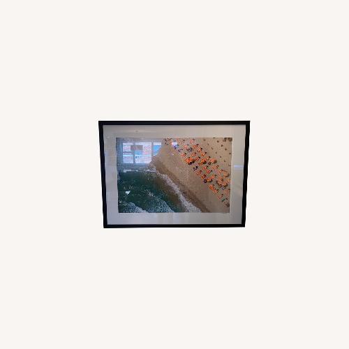 Used Gray Malin St. Tropez Tahiti Club Framed Photo for sale on AptDeco