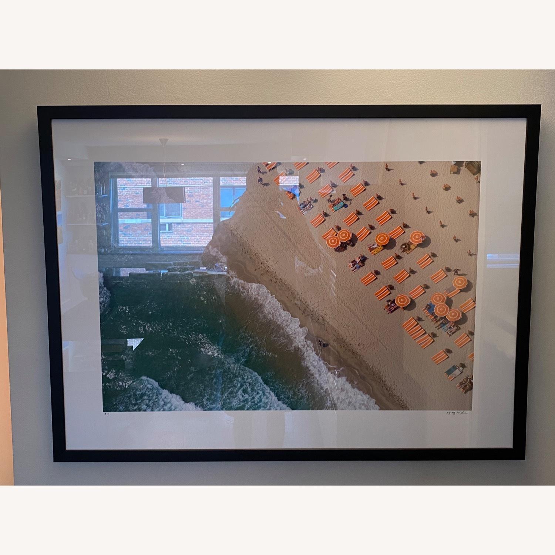 Gray Malin St. Tropez Tahiti Club Framed Photo - image-1