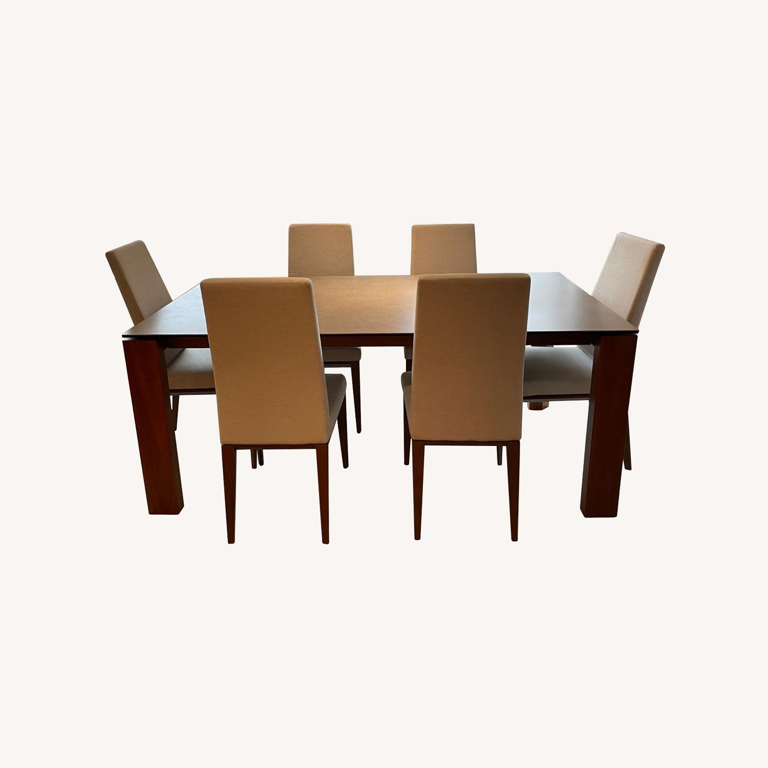 Calligaris Omnia Dining Room Table with Extension - image-0